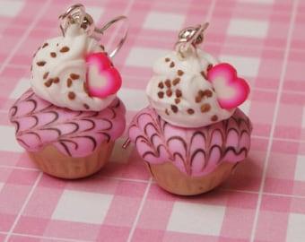 Scented Cupcake Earrings