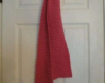 Hand Crocheted Scarf #48