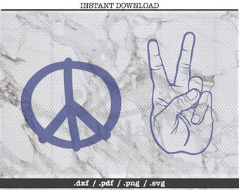 Peace sign cut file,hippie,love, SVG, DXF,PNG, Cricut, Silhouette, cutting machine, clipart, screen print, vector graphic, adobe illustrator