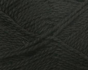 Special Offer!! Black (1304) King Cole Masham Misty DK