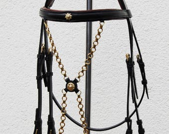 Handmade Baroque/ Working Equitation Bridle
