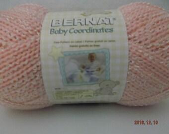 Bernat Baby-Co-ordinates - Sherbert - LARGE 140-Grams - 5-oz - 388-yards-3-Light