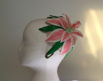 Ladies Fascinator Womens Mini Hat Racewear Headpiece Fashion on the Field Prom