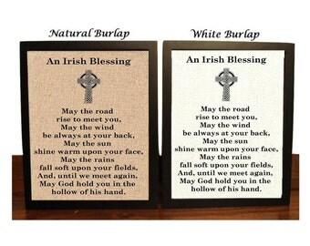 Irish Blessing | Catholic New Year Blessing | Celtic Blessing | Catholic Prayer | Irish Prayer | Catholic Quote | Irish Quote | May the road