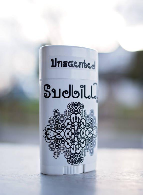 Aluminum Free Unscented Deodorant, Baking Soda Free #94257