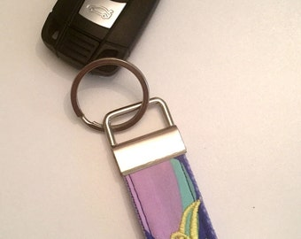 Lilly Pulitzer /Key Fob / initial / made to order
