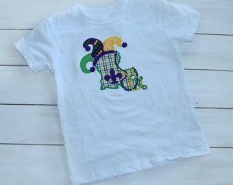 Mardi Gras Shirt - Mardi Gras Tee - Festival Shirt - Louisiana Festival Shirt