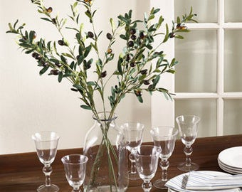 OLIVE BRANCH Table Decor