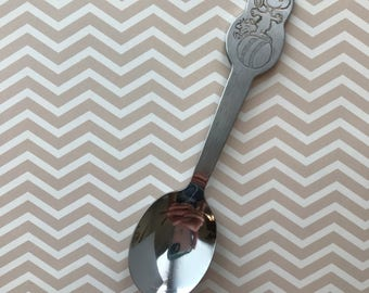 Danara Snoopy & Woodstock spoon 1965