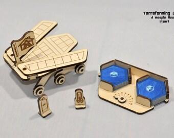 Terraforming Colony Deluxe Compatible with Terraforming Mars