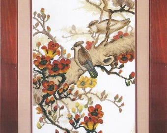 Counted Cross Stitch Kit Spring singing