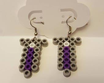 Test Tube Earrings