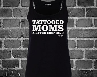 Tattooed Moms Are The Best Kind