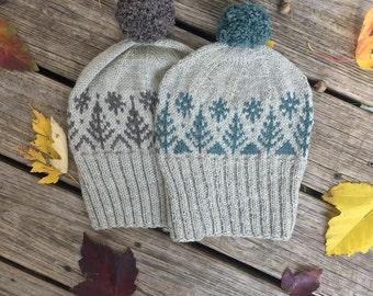 Campsite hat blue
