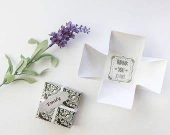 Wedding Favour Boxes - Favour Box - Wedding Name Card - Wedding Thank You Bags - Favour Boxes - Wedding Favor Boxes - Unique Favor Boxes