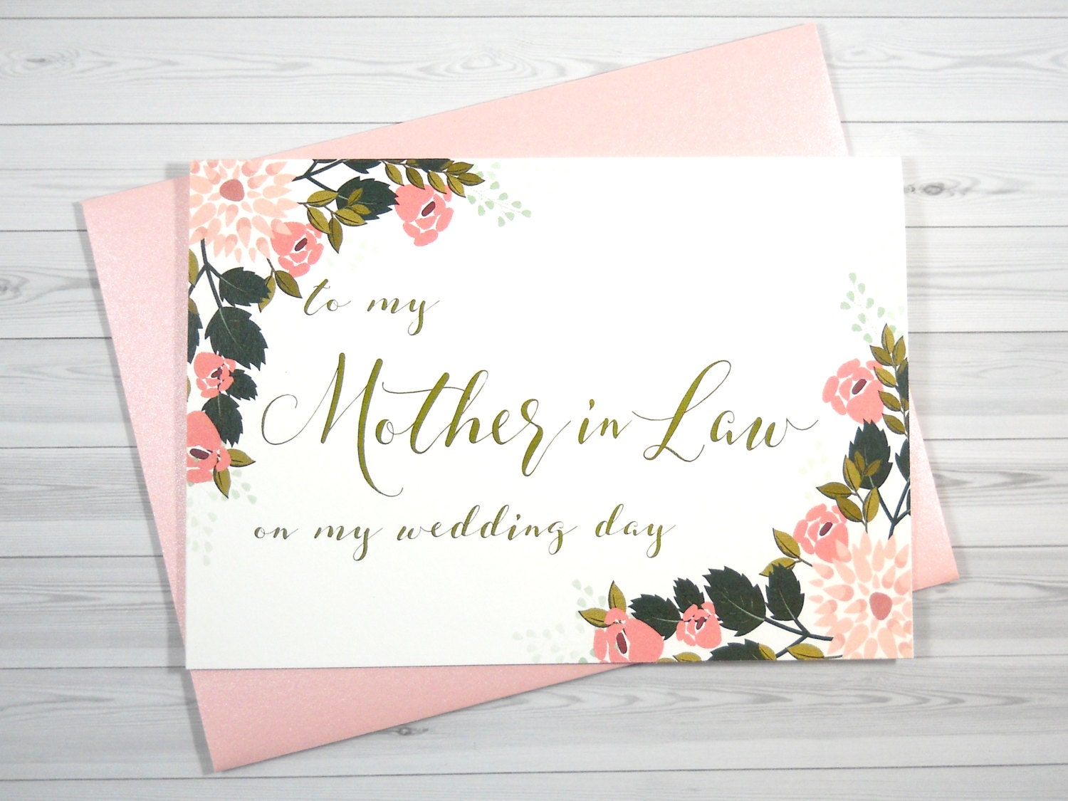 To my mother in law card mother of the bride card mother of the to my mother in law card mother of the bride card mother of the m4hsunfo