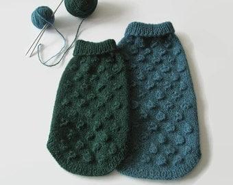 Winter dog sweater XXS dog sweater XS dog sweater XXS dog clothes Knit dog sweater Small dog sweater Dog coat Chihuahua Yorkie Dog clothes