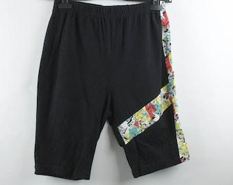Vintage Shorts 90s black