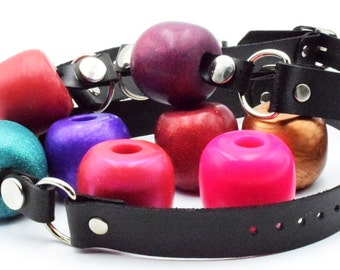 Ball Gag - Godemiche & Leather Delights Beginner Silicone Ball Gag Soft Touch