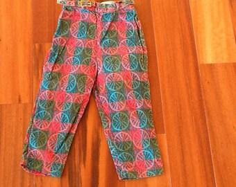 1960's Children's Corduroy Pants