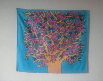 tree monkeys style keith haring