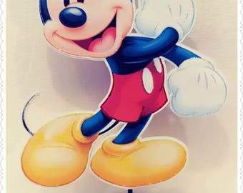 Mickey Mouse Stand Up Character Party Centerpieces----Kid's/Children's Party Decorations--Any Theme Any Character