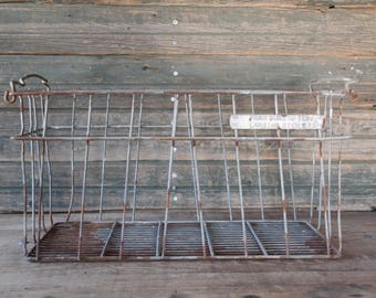 Farm Bureau Service wire basket