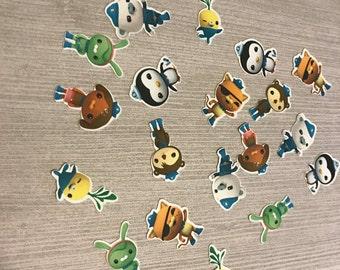 Octonauts Confetti ( 100 pieces)