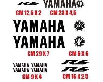 COD-037 stickers yamaha