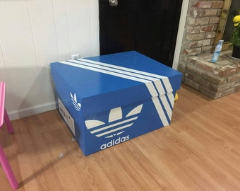 Adidas Giant shoe box shipping included sale sale