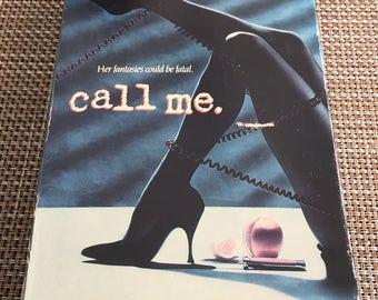 Call ME VHS