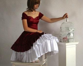 Handmade Lolita Dress READY FOR SHIPPING!