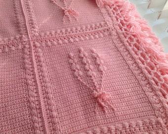 Wheatsheaf Blanket
