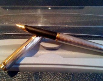 Vintage Parker France Fountain Pen, Parker Fountain Pen, Fountain pen, Vintage Pen, Parker France Pen, Nib