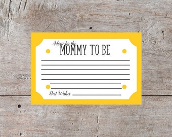 Mom to Be, Yellow Baby Shower Cards, Baby Shower Printables, Baby Shower Game Ideas, Games for Baby Shower, Baby Shower Ideas