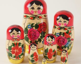 Semyonovo Russian Doll