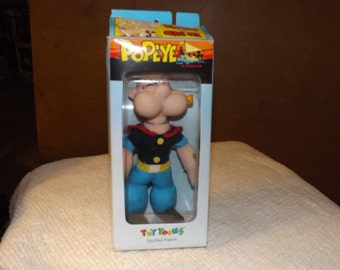 Vintage Popeye the Sailor Stuffed toy