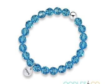 Breast Cancer Gift | Breast Cancer Bracelet | Cancer Survivor Gift | Breast Cancer Awareness Gift | Warrior Bracelet | Cancer Awareness Gift