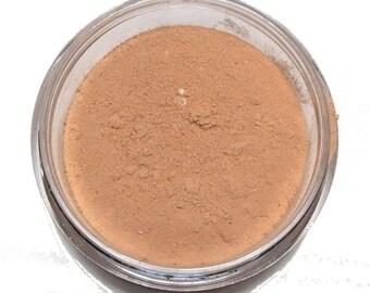 Ambrosia Dark Veil for dark tones Setting Veil Setting Powder Natural Mineral Makeup Finishing Powder