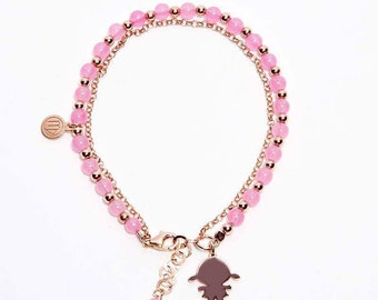 LUCKY STONES-Positivity Bracelet & Sweetness