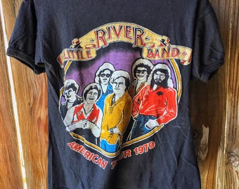 The Little River Band 1979 Tour Tee
