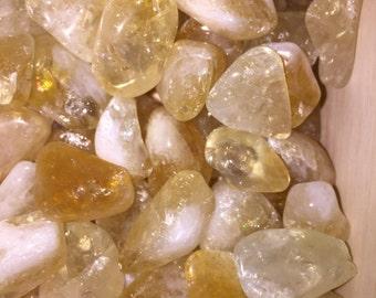 Tumbled Citrine Crystal