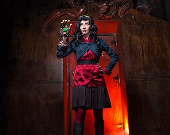 Asami sato avatar legend of Korra cosplay