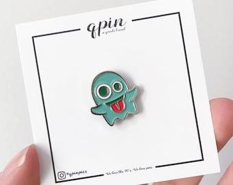 Ghost Enamel Pin - Ghost Brooch