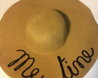 Sun hat | Personalized Floppy hat