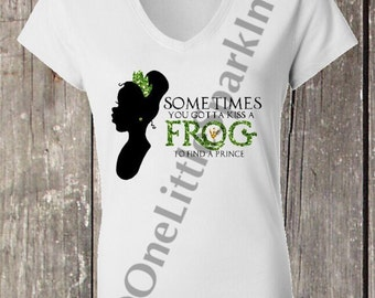 Princess and the frog // Princess Tiana //  Tiana // Disney princess // frog prince princess frog