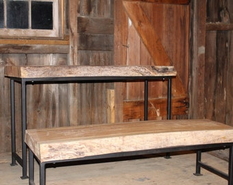 Hall Table and Coffee Table