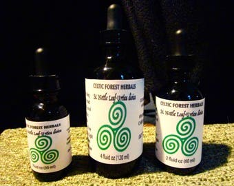 Organic Tinctures (For Educational Use Only)