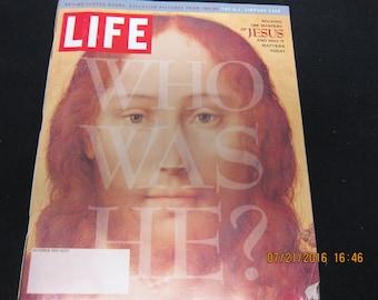 Life Magazine December 1994 - Solving the Mystery of Jesus