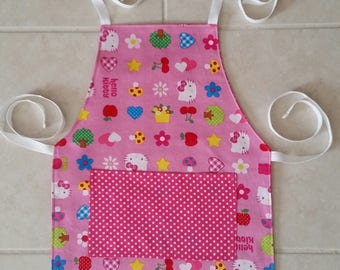 Hello Kitty Toddler Apron
